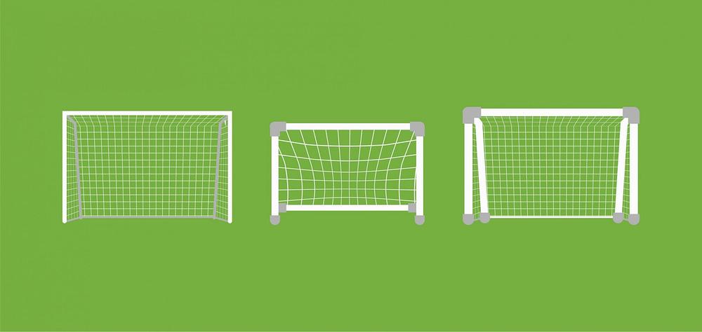 best garden football goals