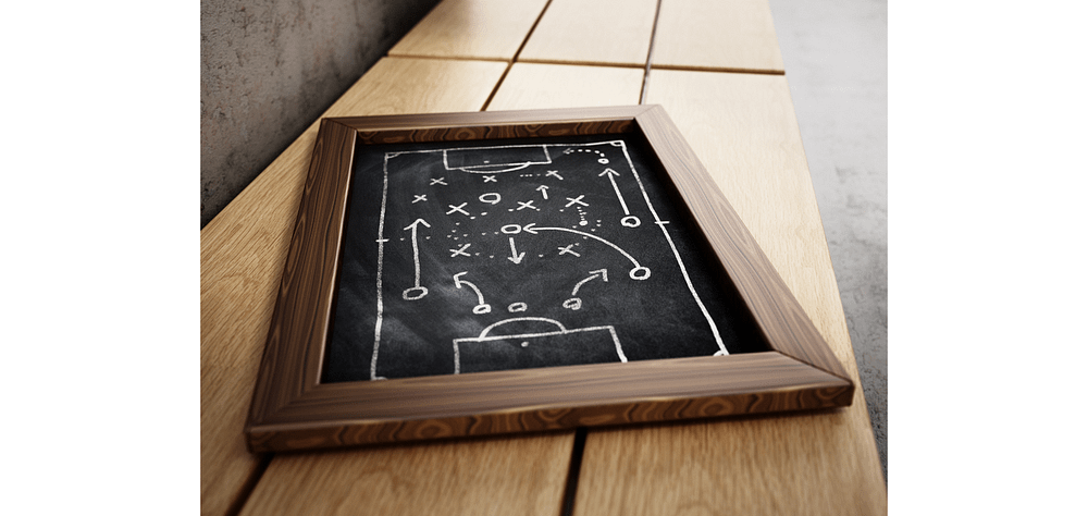 what do soccer players do during halftime - listen to tactics
