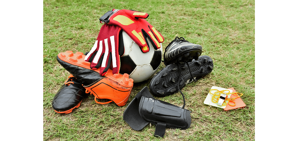 what do soccer players do during halftime - changing equipment